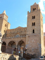 Cattedrale di Cefalù, esterno