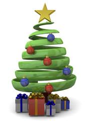 CHRISTMAS TREE - 3D