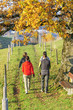 herbstliche Walking-Tour