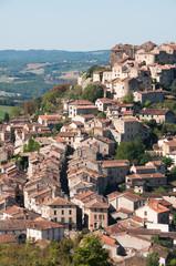 Medieval town of Cordes-sur-Ciel, France
