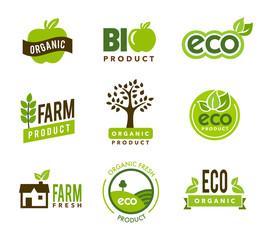 Eco Organic Icons