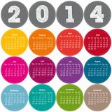 Fototapety Kalender 2014