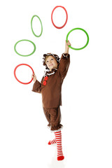 Gingerbread Juggler