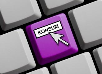 Rund ums Thema Konsum online