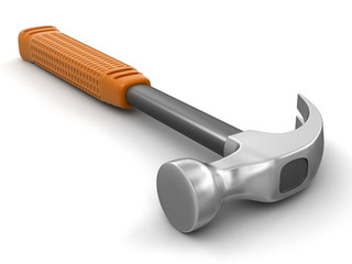 Hammer (clipping path included)