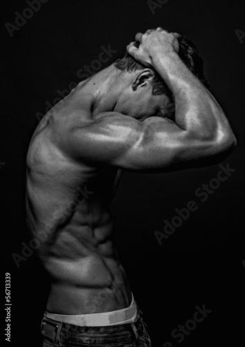 Fit male model - 56713339