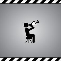 Director film symbol