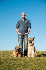 Ausflug mit Hunden
