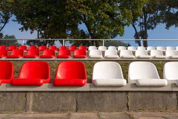 Stadionsitze - Stadionplätze