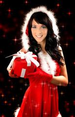 Miss Santa (Corinna)