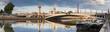 Pont Alexandre III and Eiffel Tower, Paris