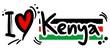 Love kenya