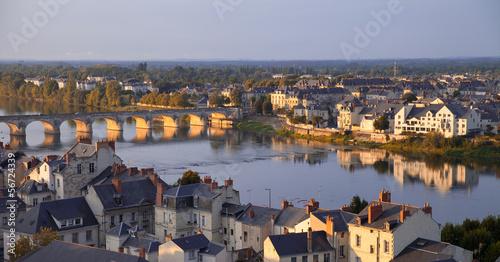 Papiers peints Chateau France > Maine et Loire > Saumur > Rivière