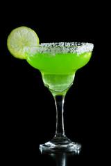 lime green margarita