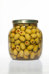 jar olives