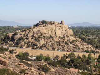 Stoney Point Park in the City of Los Angeles