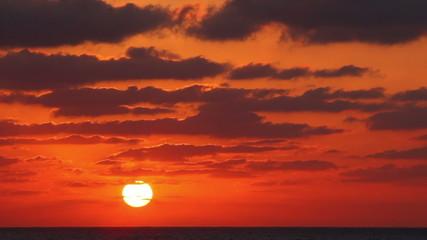 Sunrise (Time Lapse)
