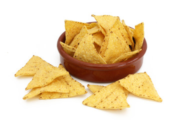 Corn nachos - Mexico