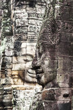 """Serenity of faces""Bayon,Angkor,Cambodia. UNESCO Site"