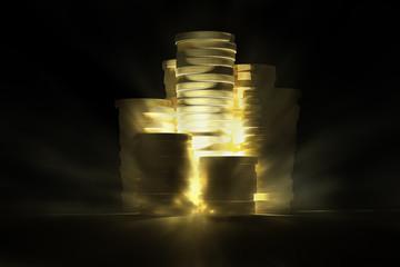Shining Gold Treasure