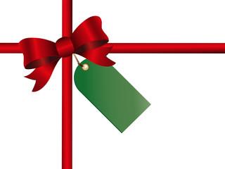 geschenkschleife,dekoschleife,schleife,schild,anhänger, grün,rot