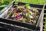 Fototapety Compost bin