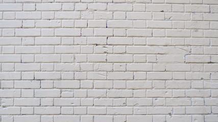 mur en brique blanche  white bricks