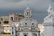 Roma, piazza Venezia, veduta