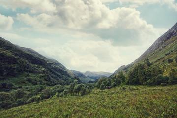 glen nevis valley