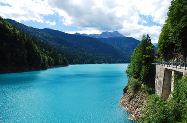 Sauris Lake