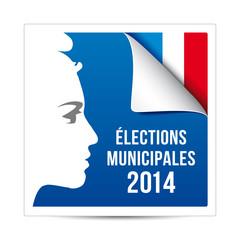 Elections municipales 2014