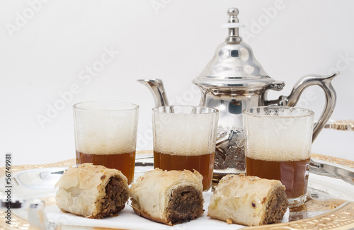 traditional green tea