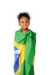 enfant brésilien