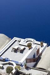 spectacular terrace