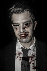 Vampire Portrait, Halloween Collection