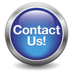 Blue Contact us button