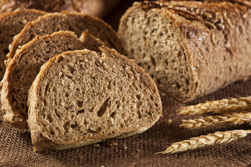 Fresh Homemade Whole Wheat Bread