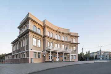 Площадь металлургов, город Донецк