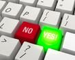 Choose YES! Keyboard