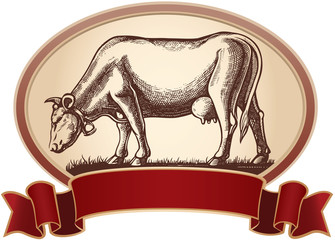 Graphical cow