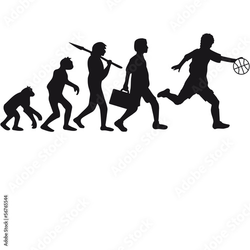 Evolution Of Basketball