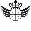 Basketball Blazon Logo Design