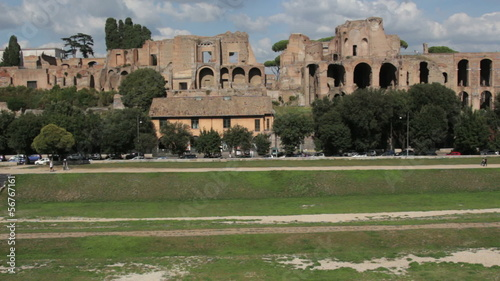 Circus Maximus and Imperial Fora, Rome