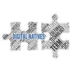 DIGITAL NATIVES | Concept Wallpaper