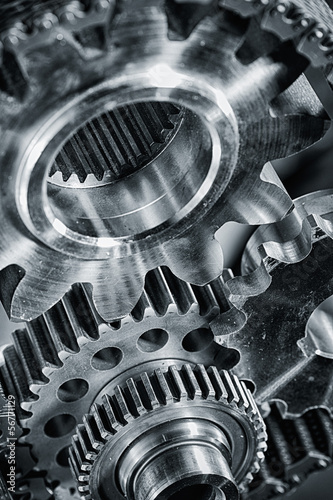 titanium gears and cogs for the aerospace industry