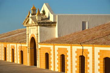 Capilla restaurada del puente Zuazo,San fernando,Cádiz,España