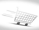 Fast shopping cart