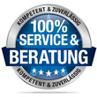 100% Service und Beratung- kompetenzt und zuverl�ssig