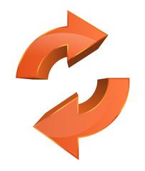 Data Sync Backup Icon