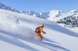 winterlicher Freeride-Traum
